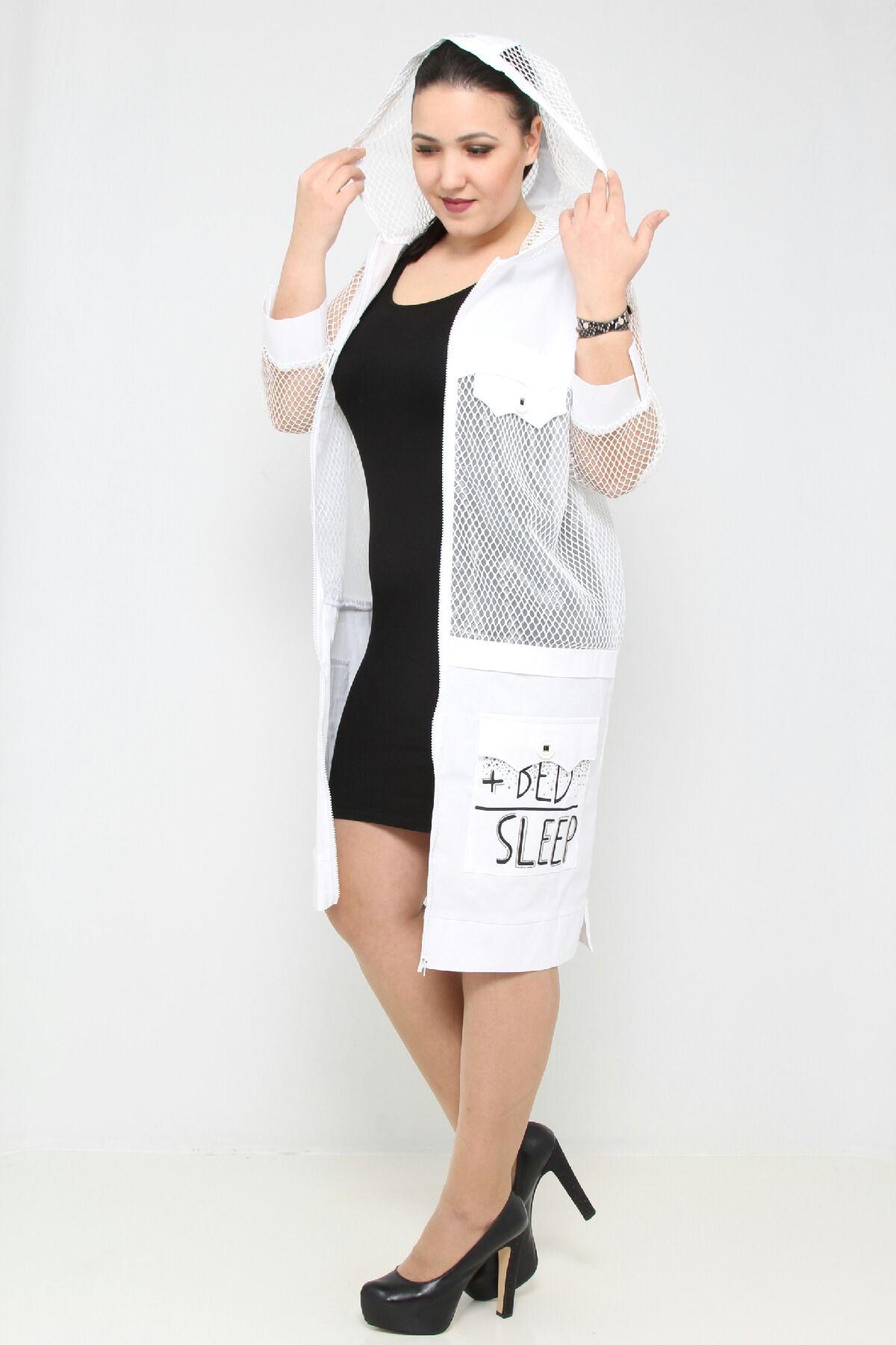 Casual Jacket-White