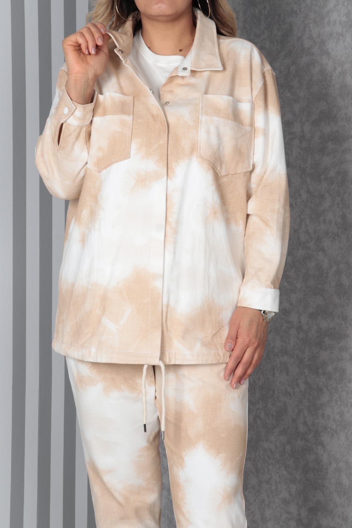 Women's 3 Piece Suits-Mink