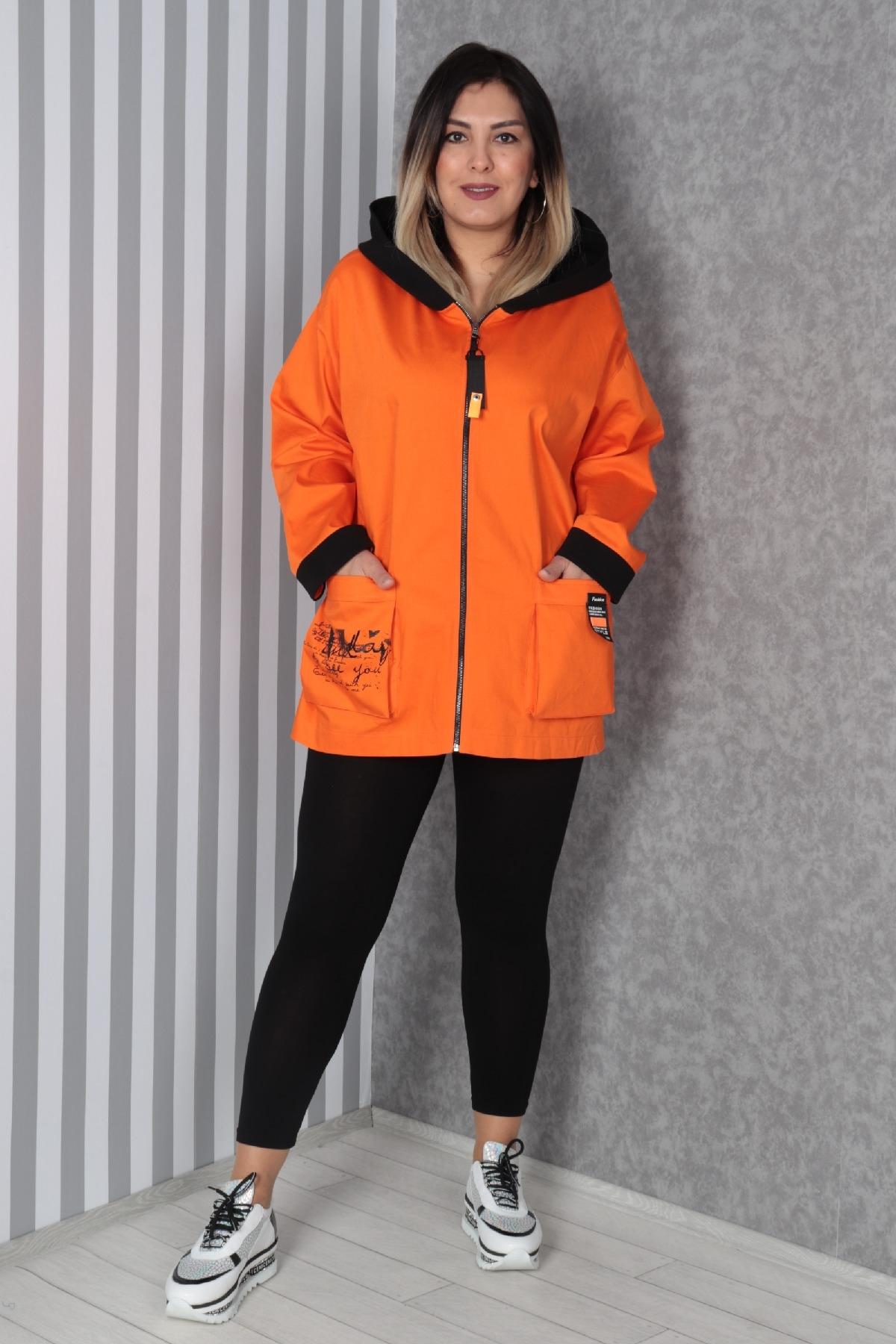 Coats-Orange