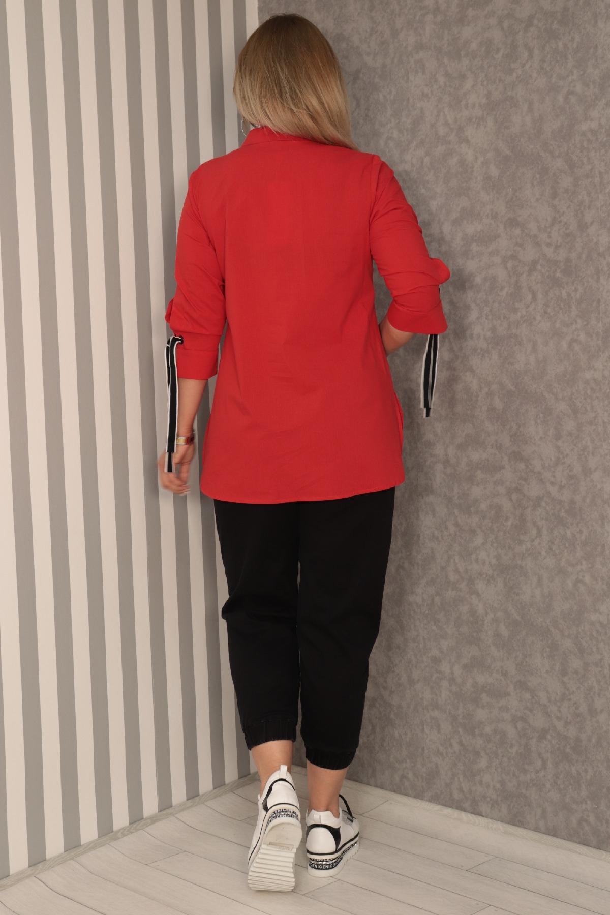 Shirt-Red