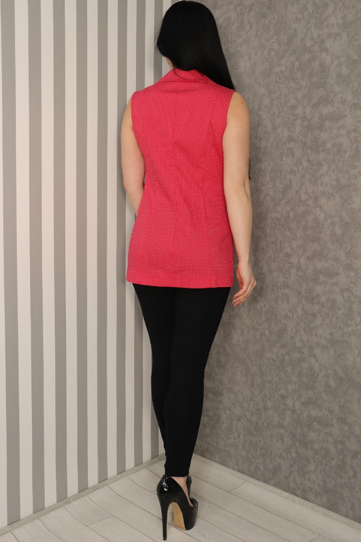 Vests-Red