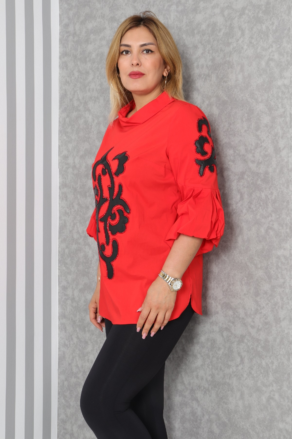 Blouses-Red