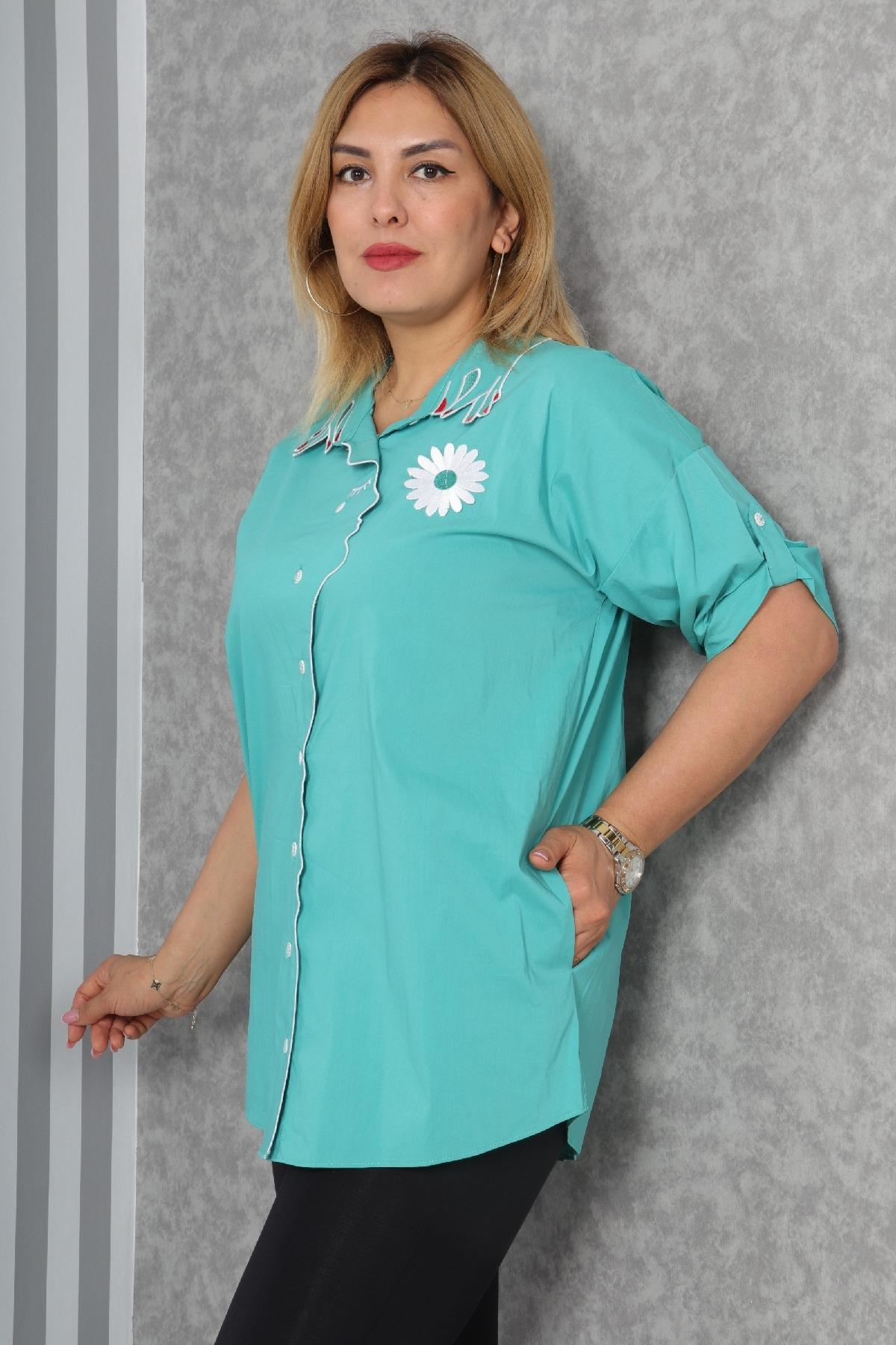 Shirt-Light green