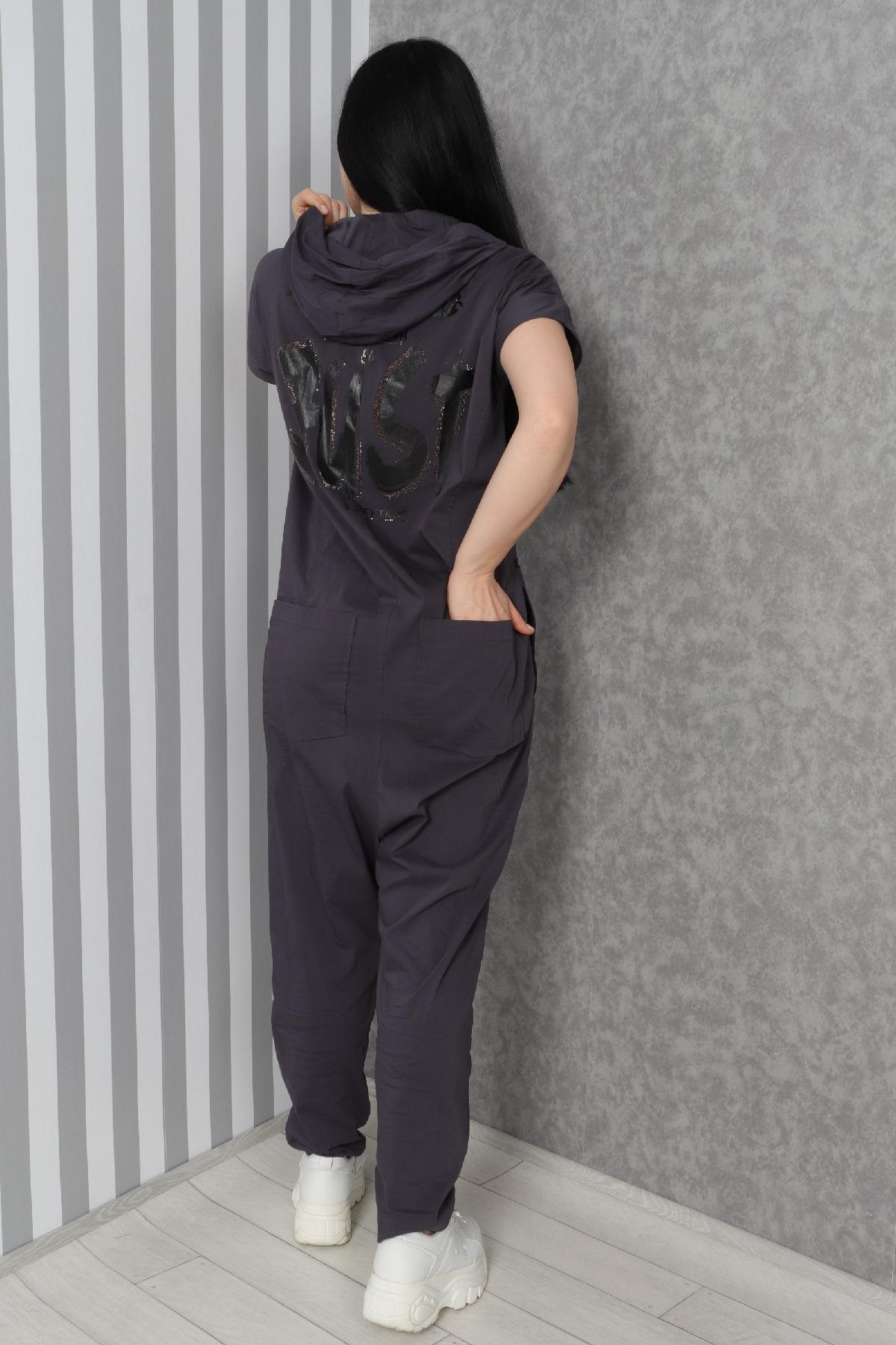 Jumpsuits-Grey