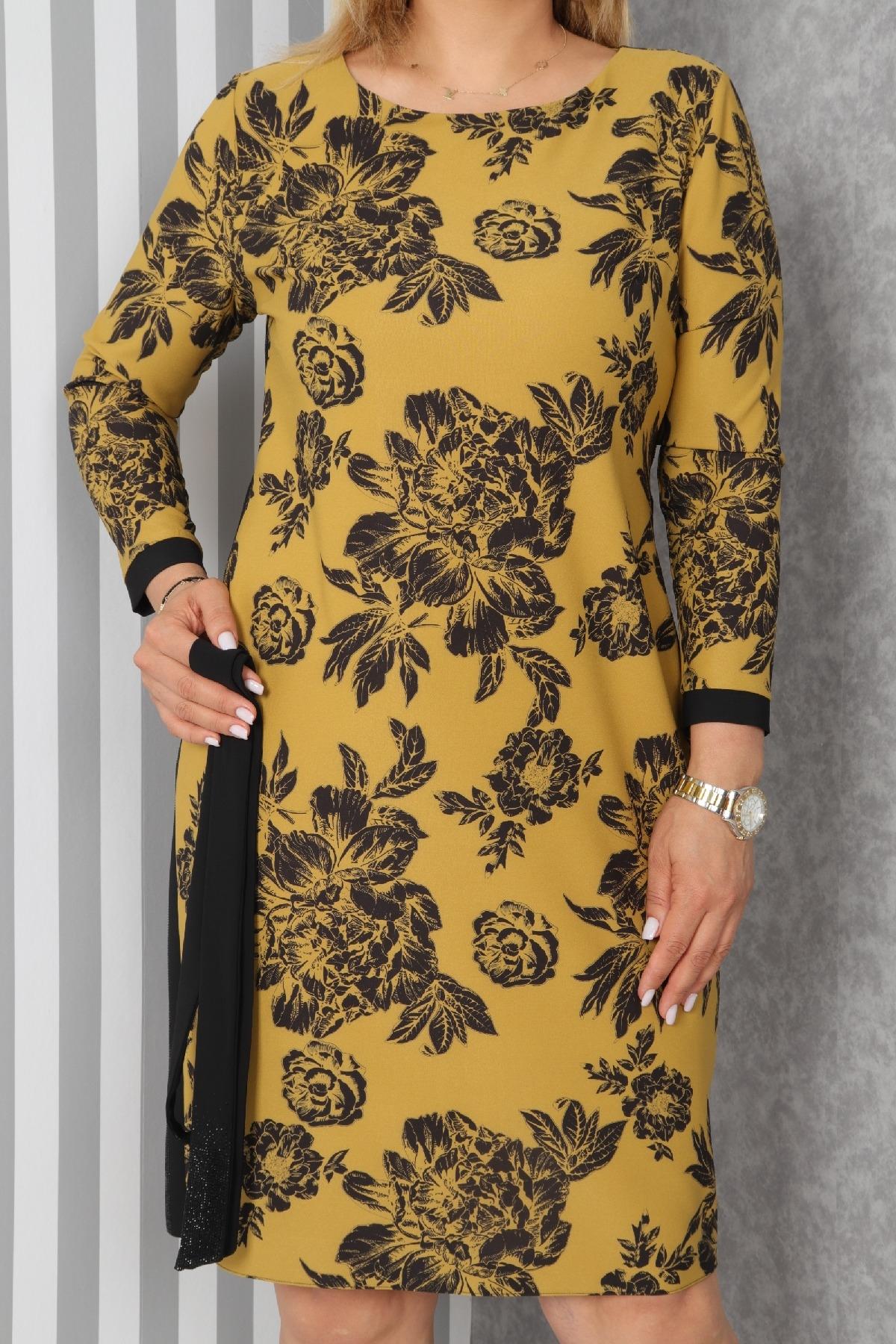 Casual Dresses-Indigo