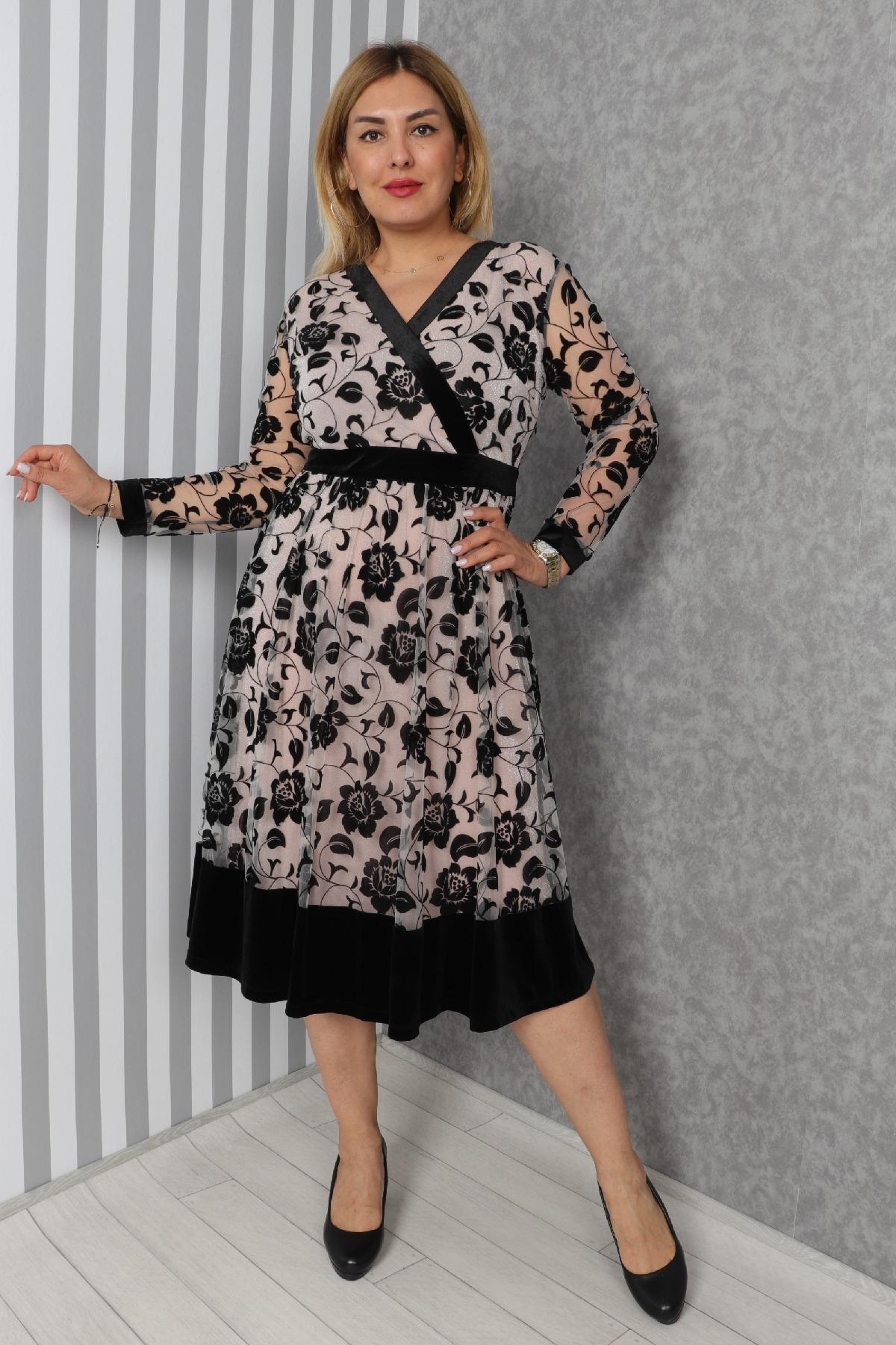 Casual Long Dresses-powder pink