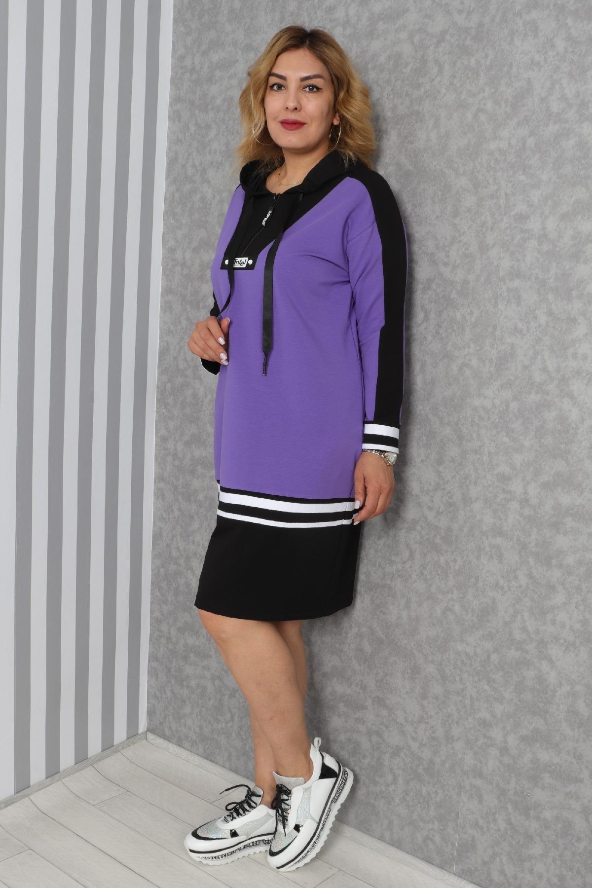 Casual Dresses-Lilac