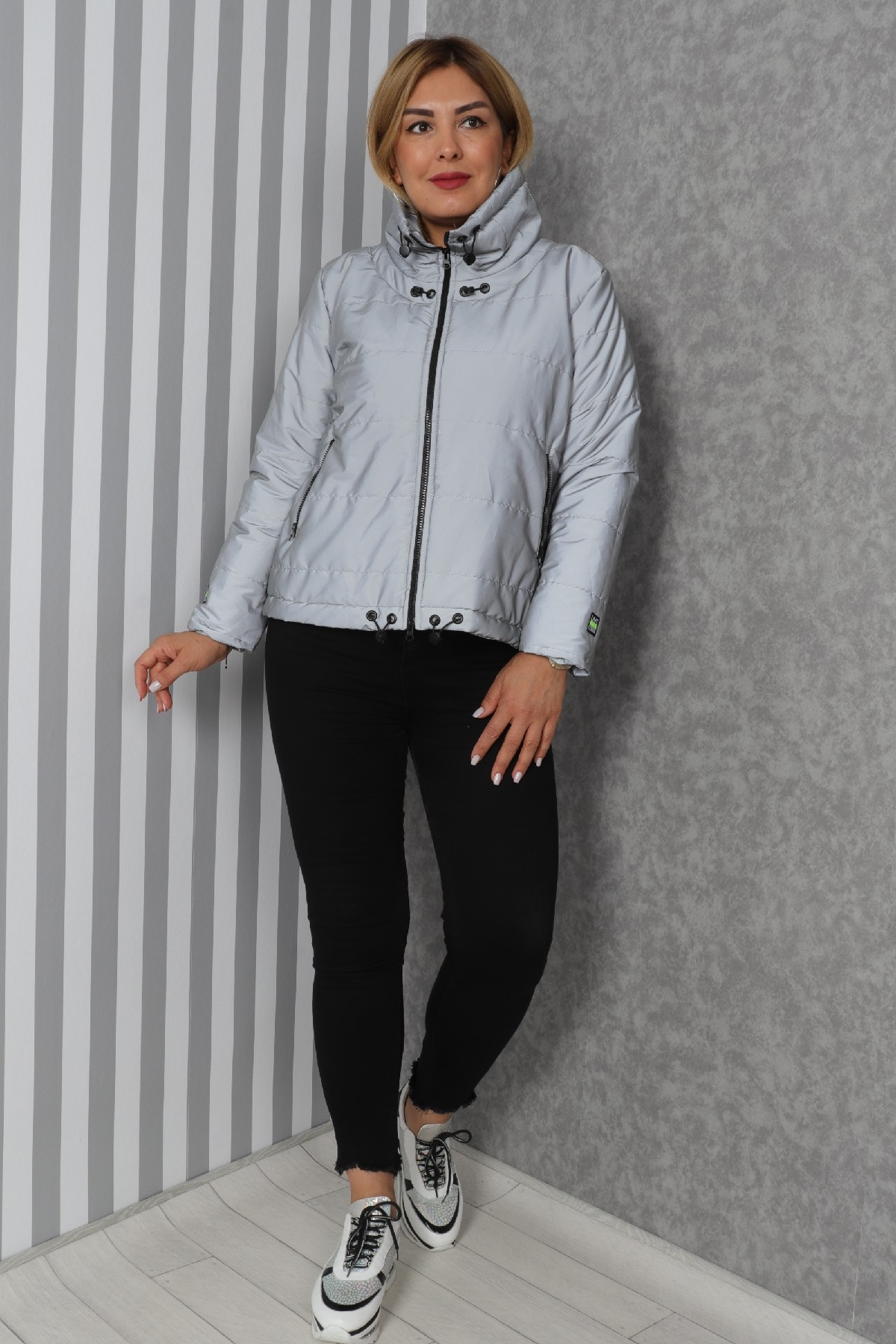 Coats-Grey