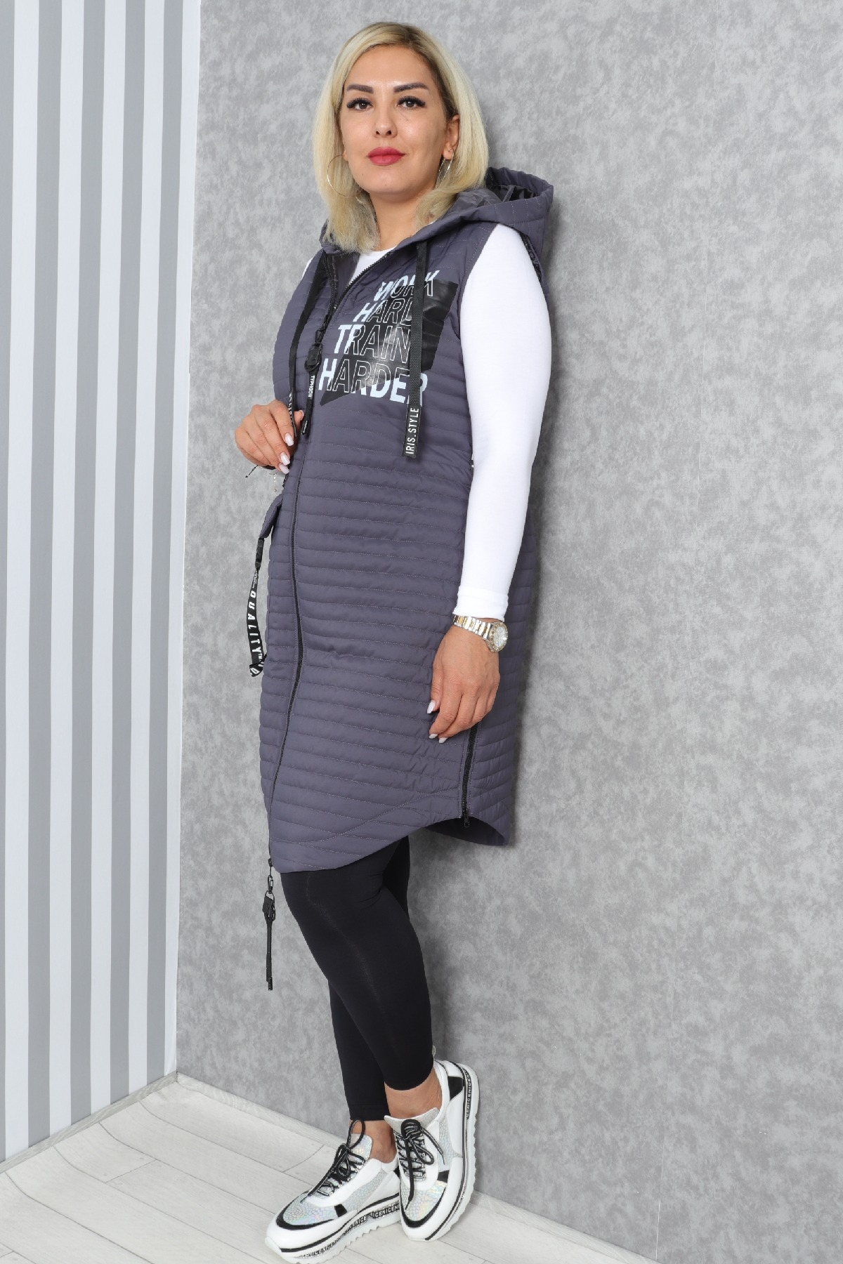 Vests-Grey