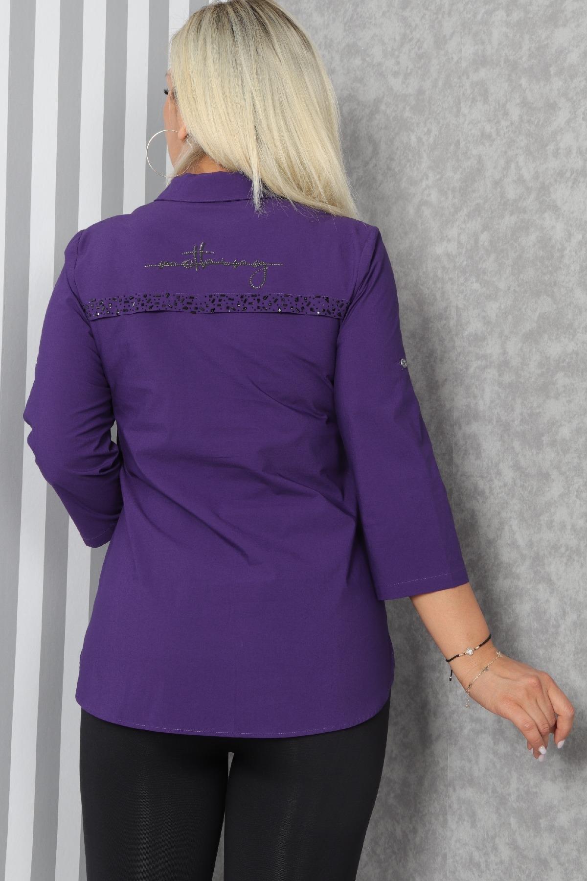 Shirt-Lilac