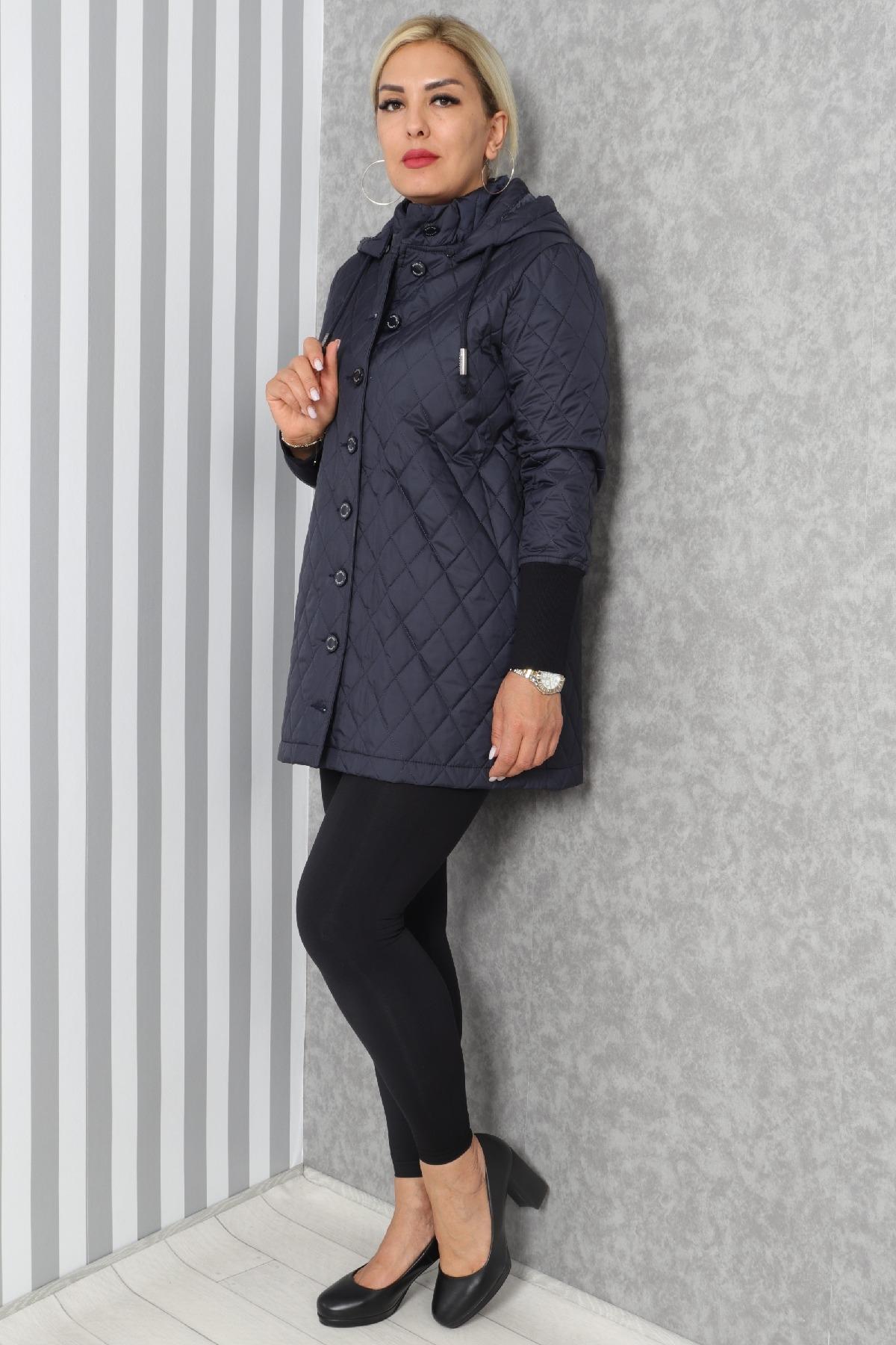 Coats-Dark Blue