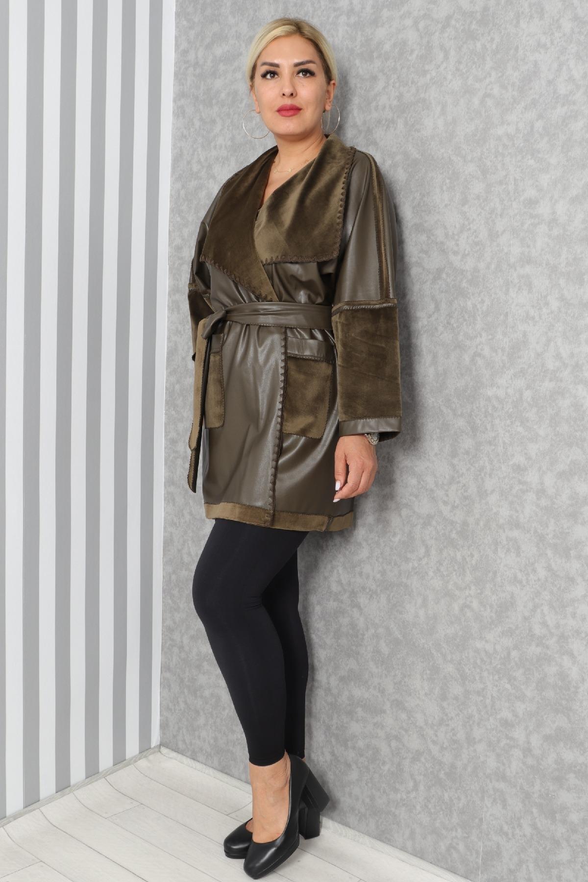 Coats-Khaki