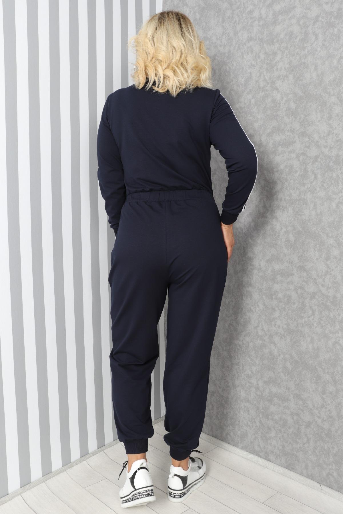 Jumpsuits-Dark Blue