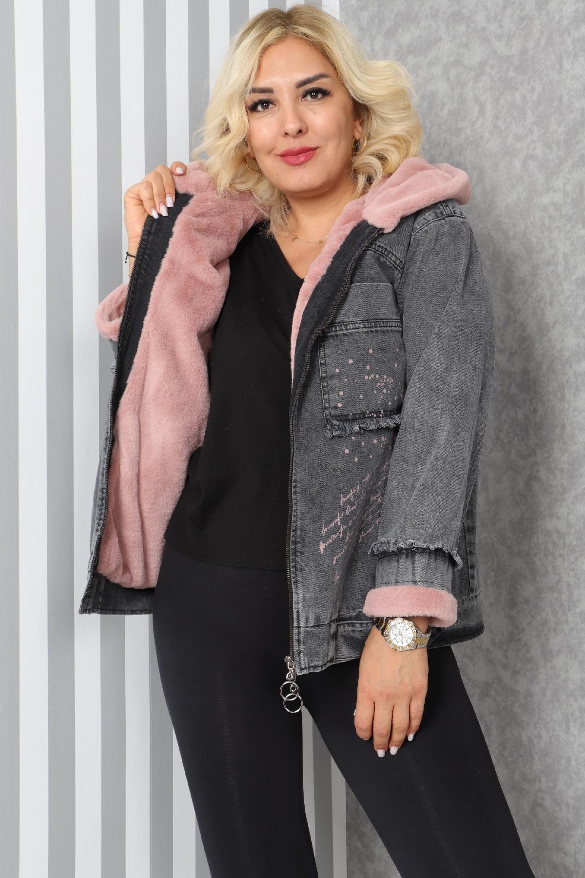 Coats-powder pink