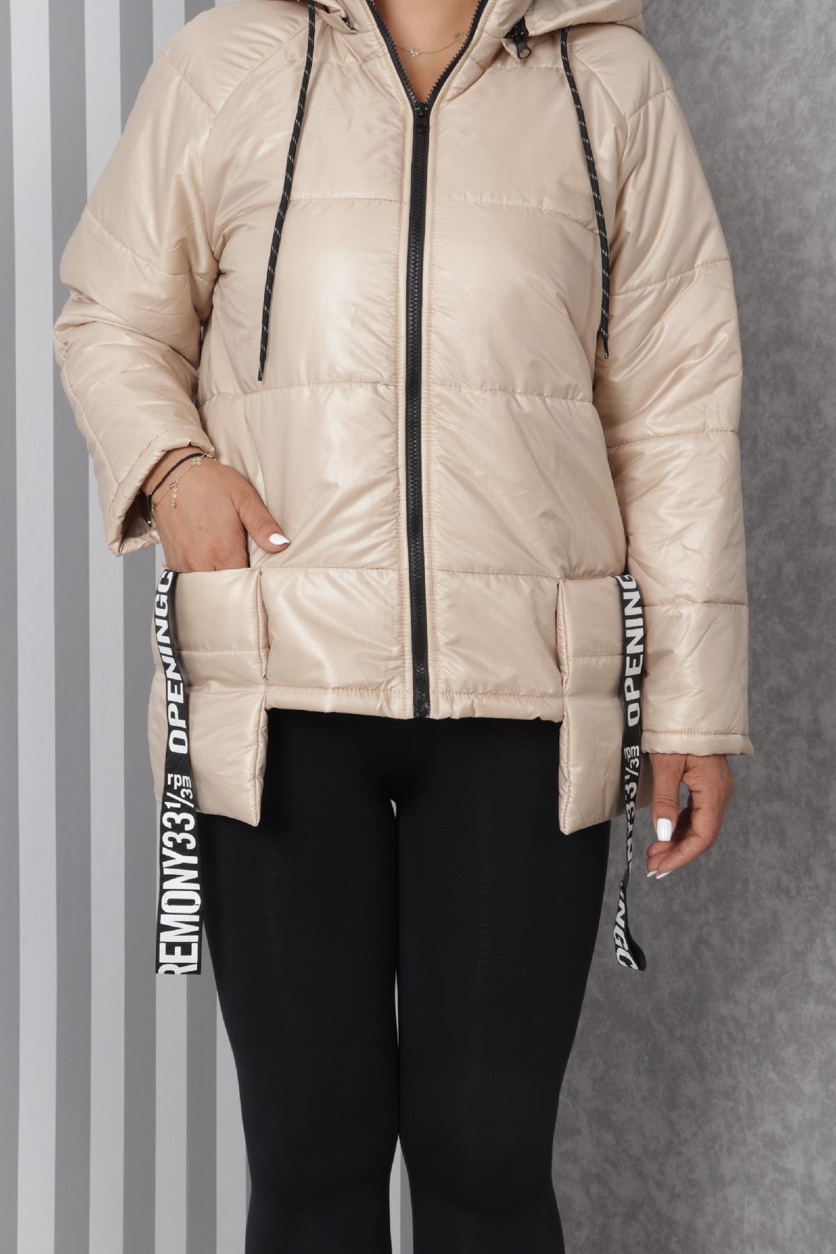 Coats-Beige