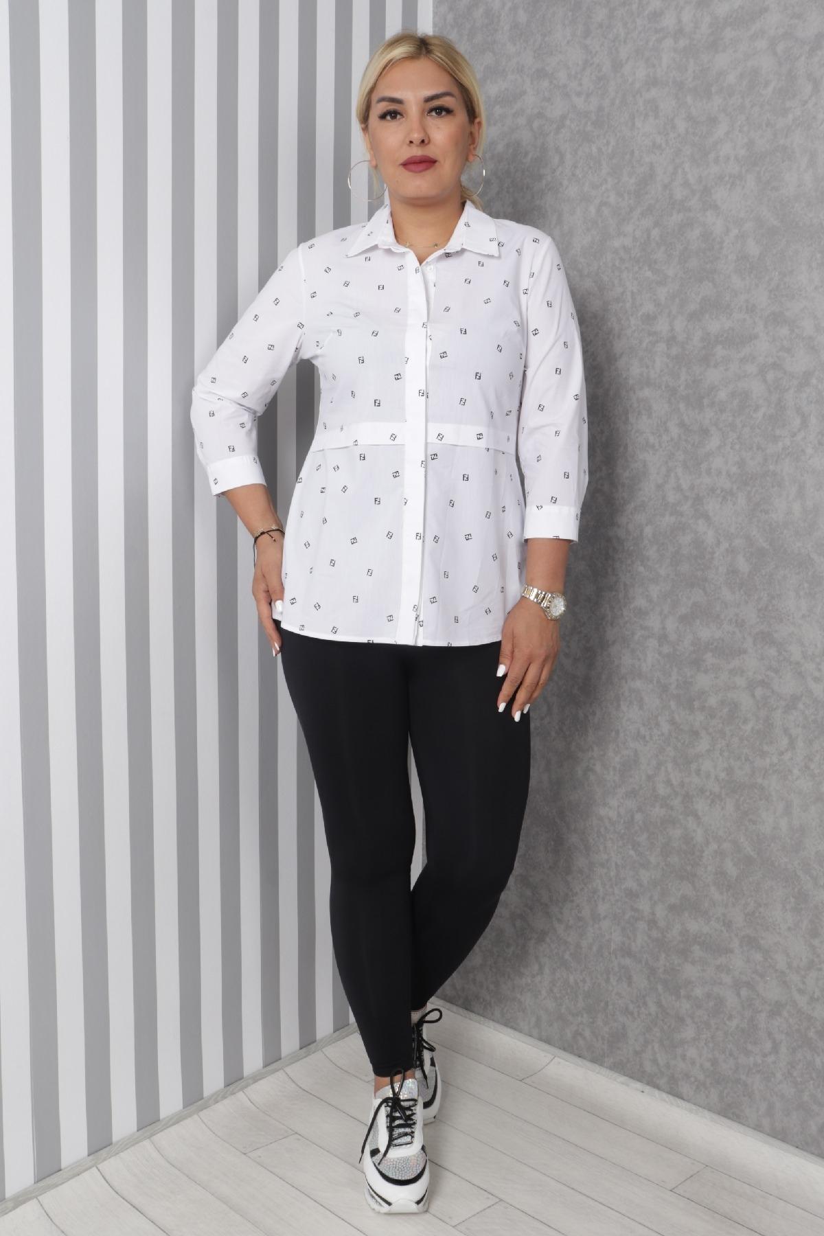 Shirt-White