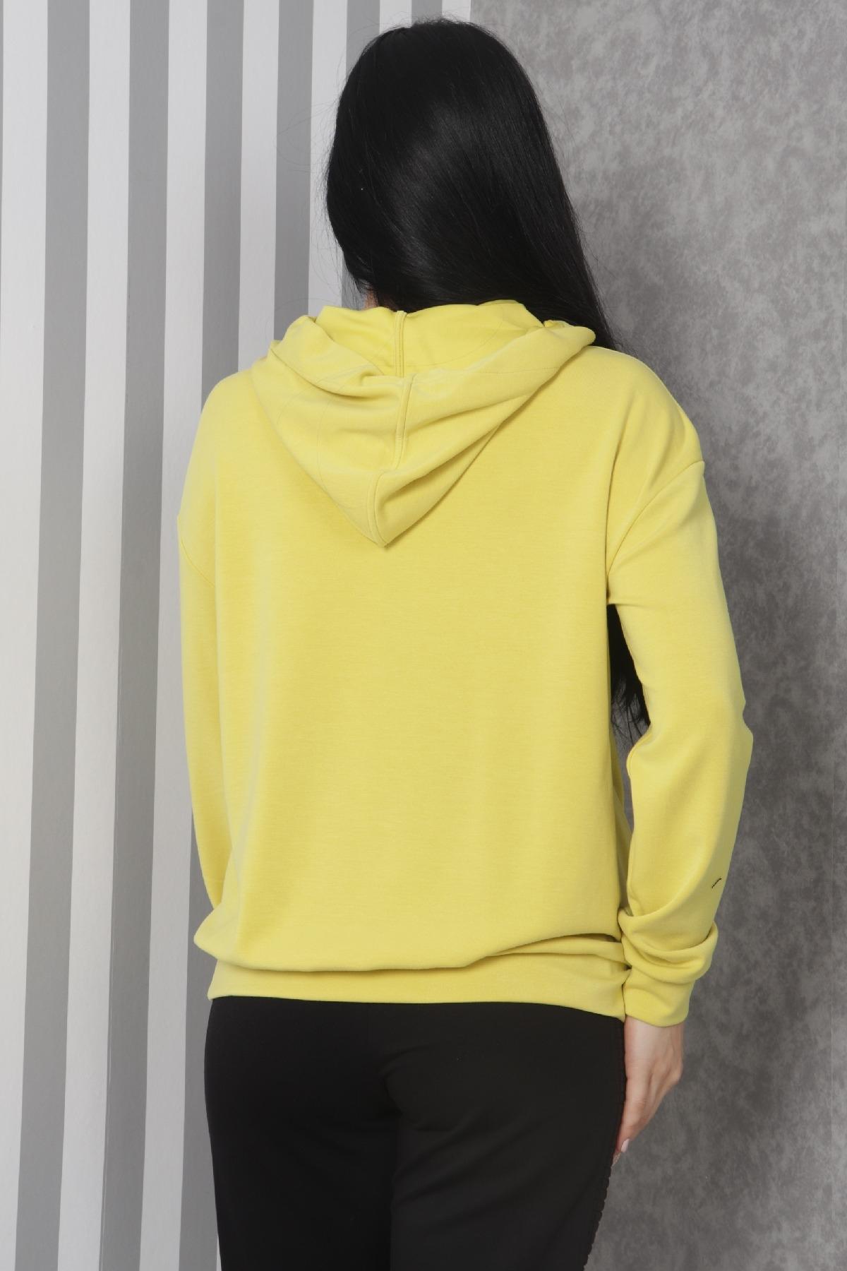 Sweatshirt-Neon Green