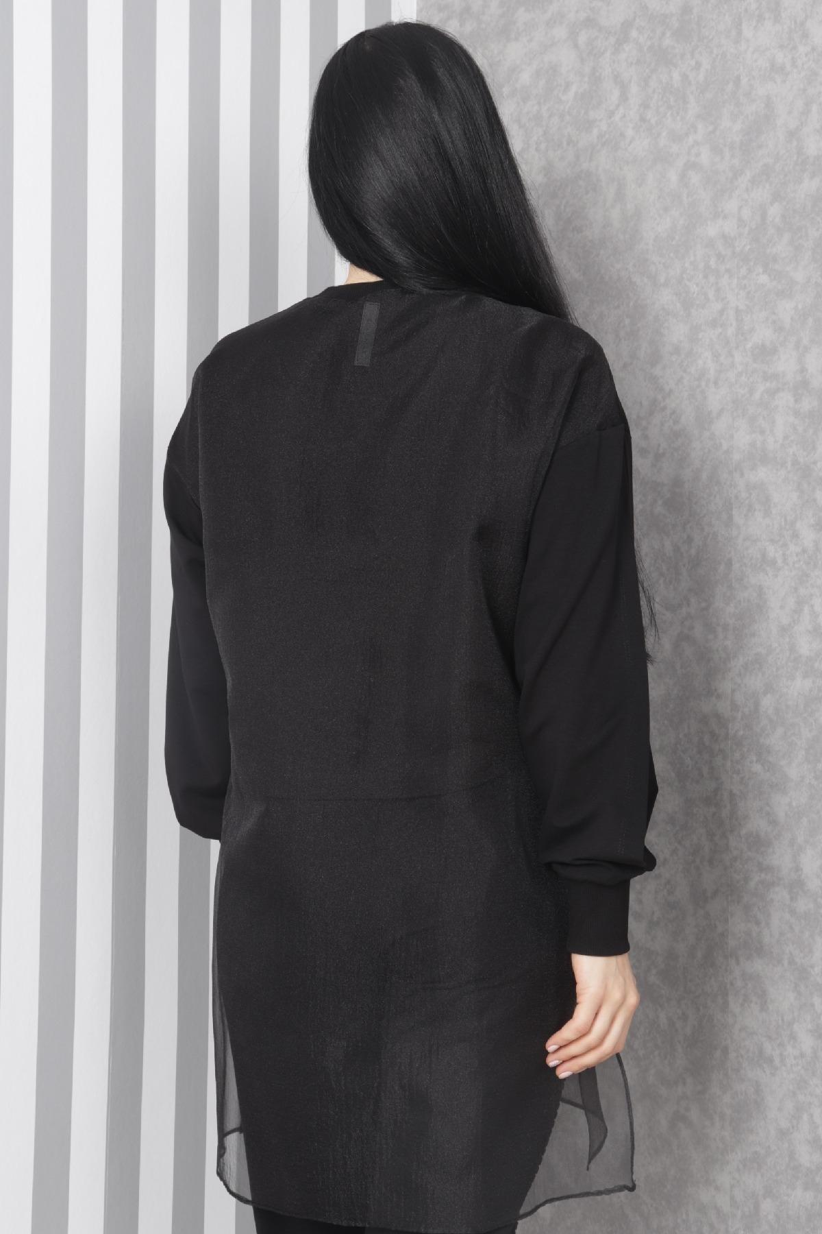 Sweatshirt-Black