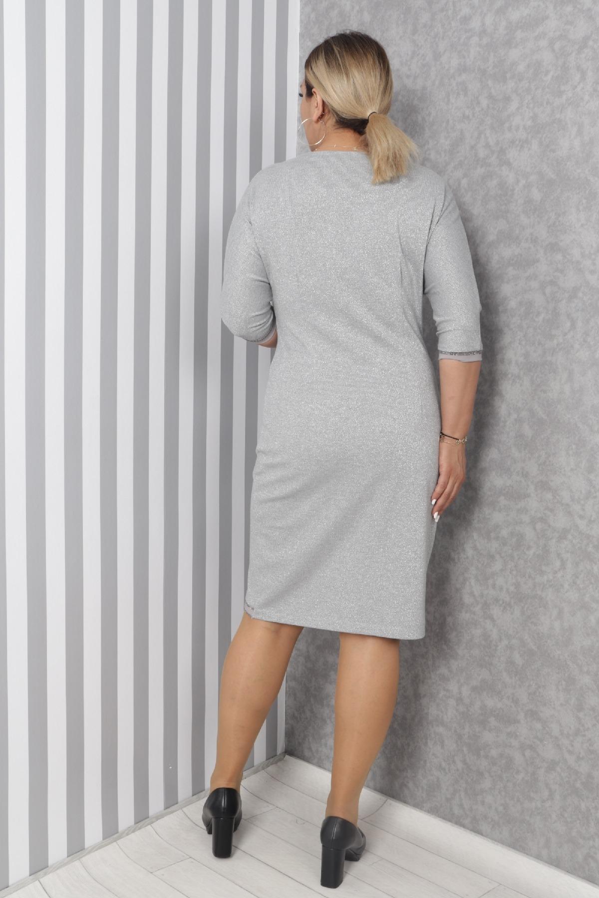Casual Dresses-Grey
