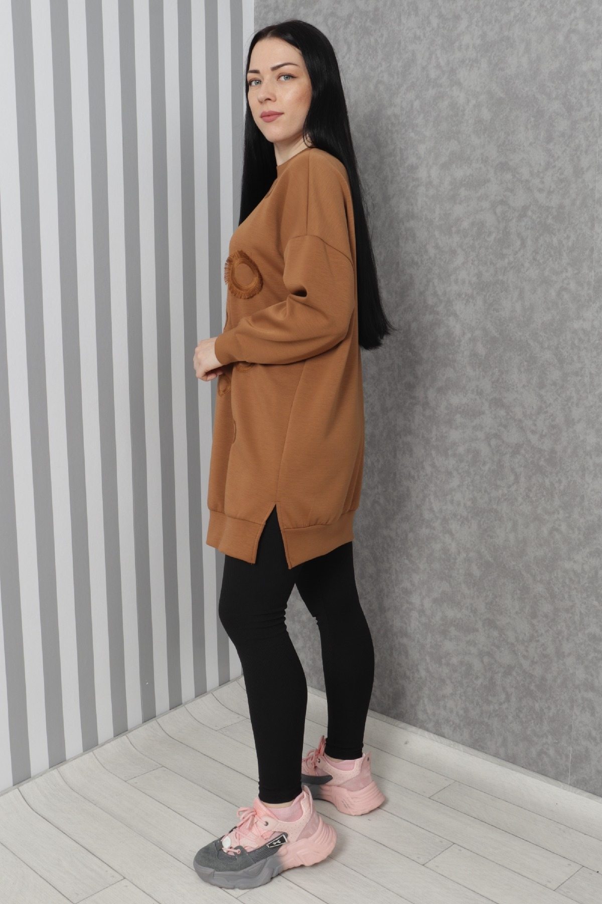 Tunics-Brown
