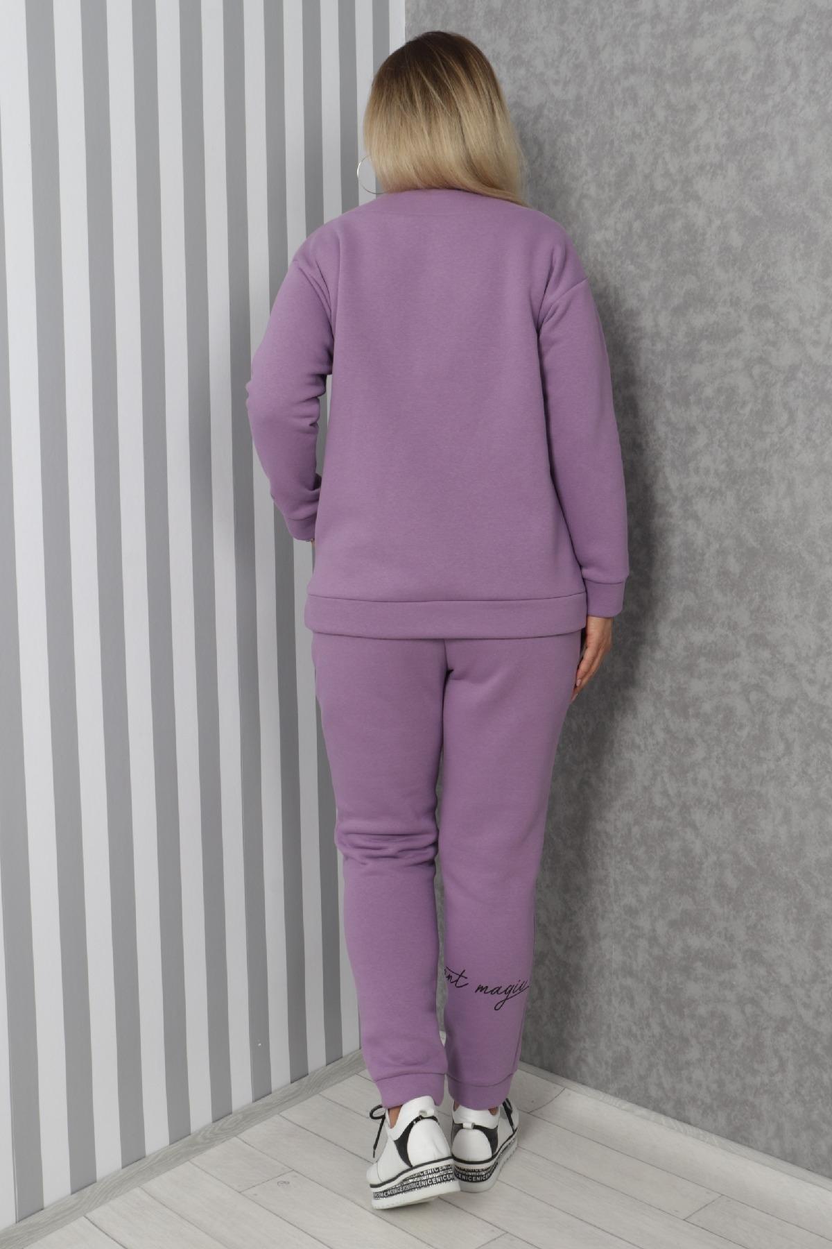 Two-Piece Suit-Lilac