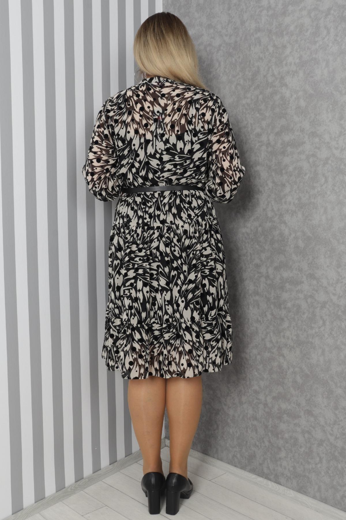Casual Dresses-Ecru